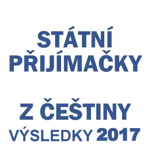 výsledky-přijímačky-test-čeština-2017